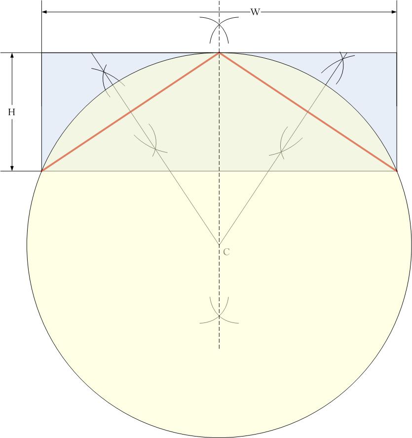 Basic Arch Construction