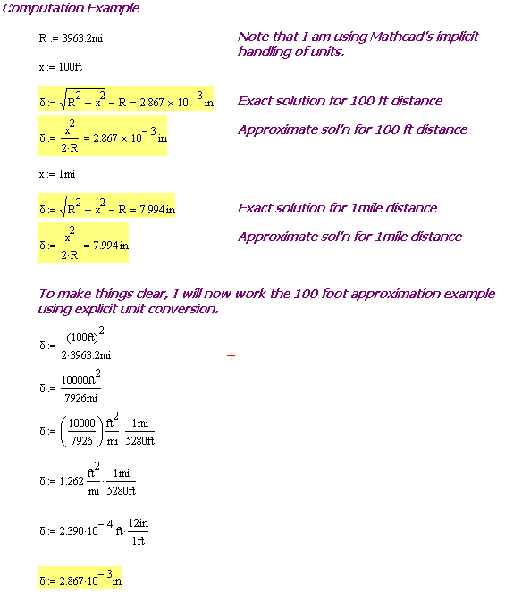 Figure 2: Computation Examples.