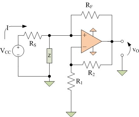 Figure 3: Negative Resistance Example Application.