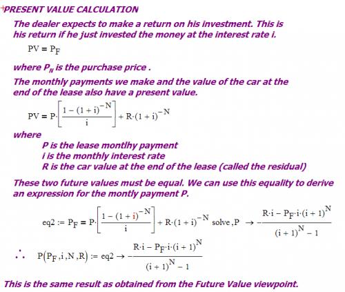 Auto Leasing: Auto Leasing Money Factor