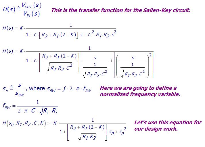 Filter Design Details   Math Encounters Blog