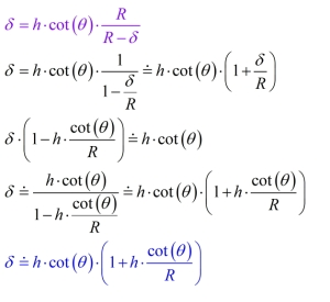 Figure 8: Derivation of Equation 2.