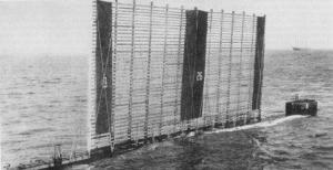 Figure 2: Example of a World War 2 Towed Gunnery Target.