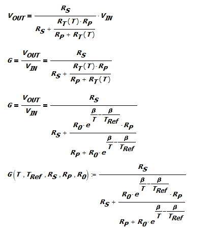 Figure 3: Some Equation Definitions.