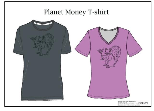 Figure 1: Planet Money T-Shirt.