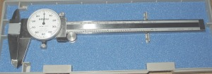 Figure 1: Calipers, A Form of Gage.