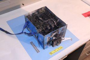 Lithium-Cobalt Batteries After Dreamliner Fire.