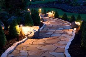 Figure 1: Example of Low-Landscape Lighting.Figure 1: Example of Low-Landscape Lighting.