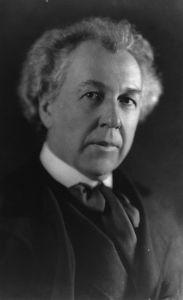 Figure 1: Frank Lloyd Wright.