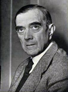 Figure M: Photograph of Corrado Gini.